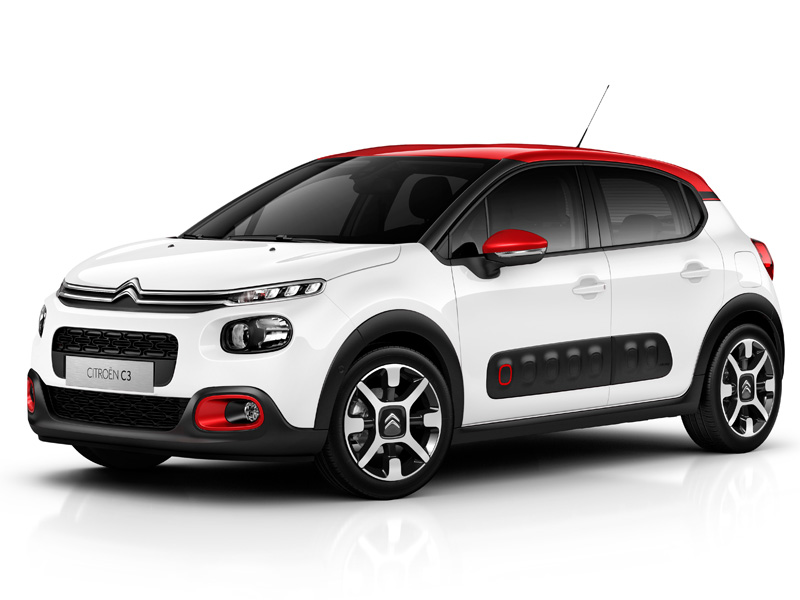 <strong>Citroen C3 Automatic</strong> 2017 <br>1.4 Petrol AT