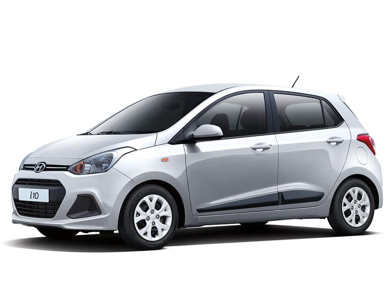 <strong>Hyundai i10</strong> <br>1.0 Petrol MT