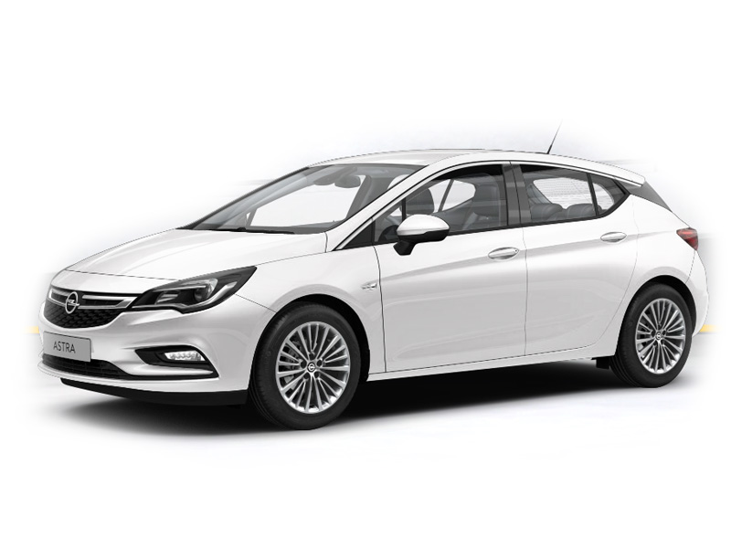<strong>Opel Astra</strong> <br>1.4 Petrol MT