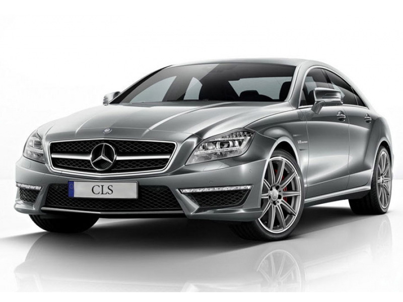 <strong>Mercedes CLS 350</strong> <br>3.5 Petrol AT