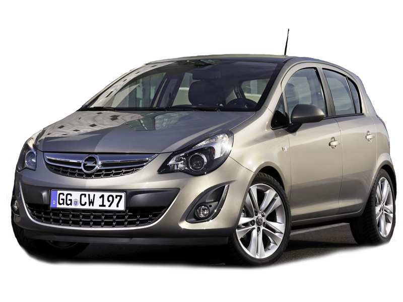 <strong>Opel Corsa</strong> <br>1.2 Petrol MT
