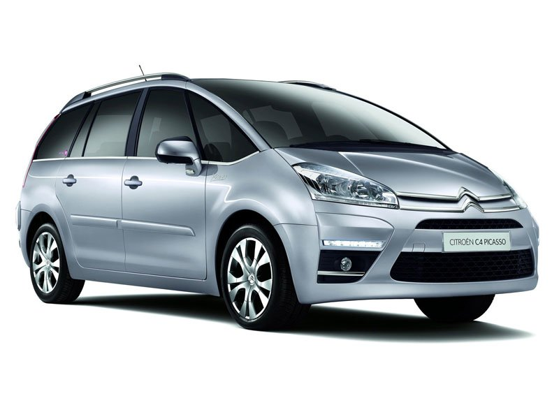 <strong>Citroen C4 Grand Picasso Automatic</strong> <br>1.6 Diesel AT