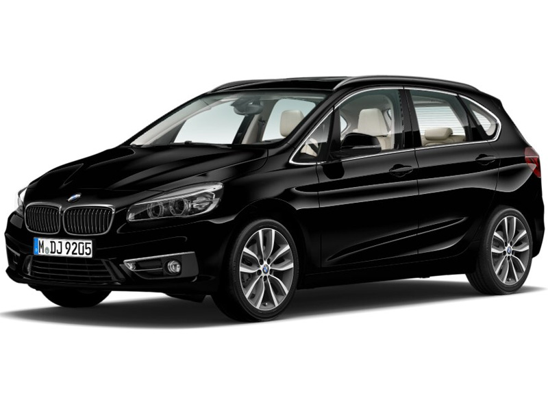 <strong>BMW 216d</strong> <br>1.6 Diesel AT