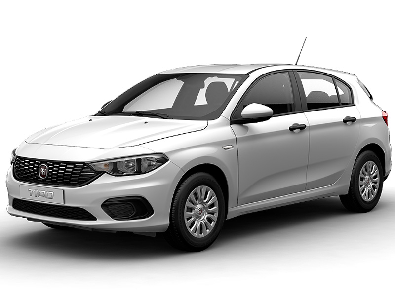 <strong>Fiat Tipo Automatic</strong> 2018 <br>1.6 Petrol AT