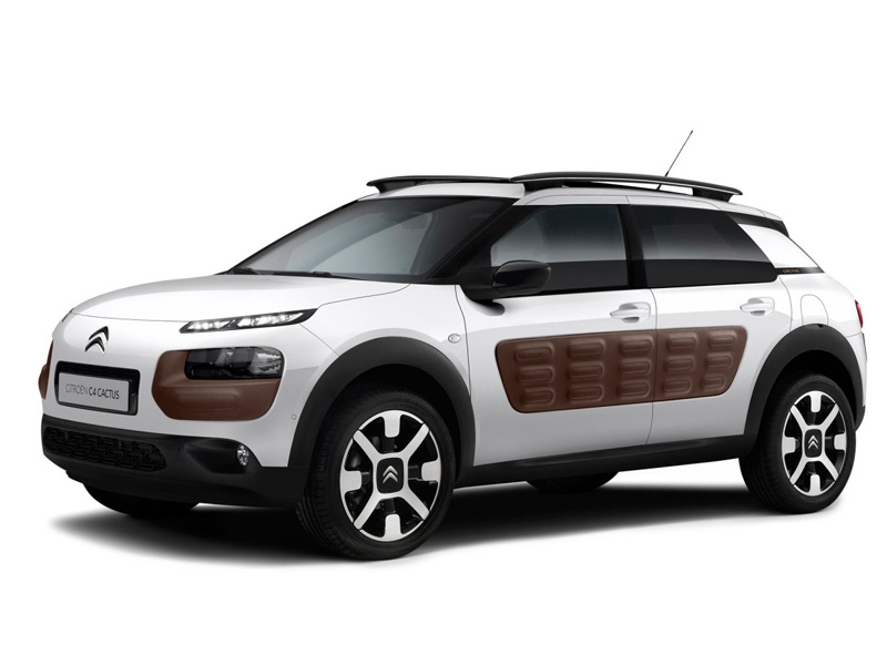 <b>Citroen C4 Cactus Automatic</b> 2017 <br>1.6 Diesel AT