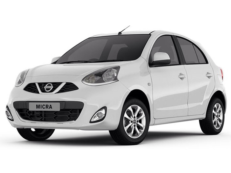 <b>Nissan Micra Automatic</b> <br>1.2 Petrol AT