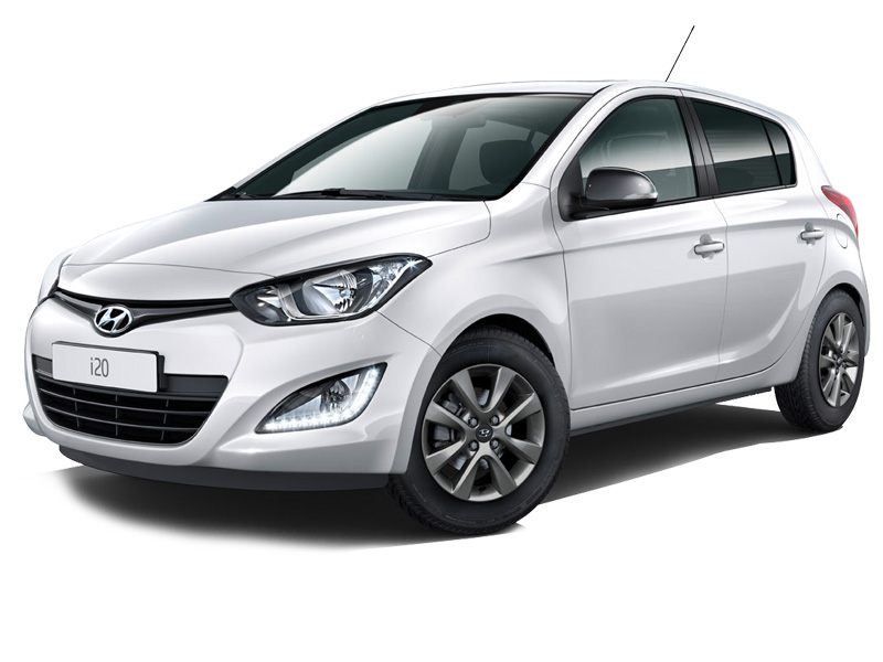 <b>Hyundai i20</b> <br>1.2 Petrol MT