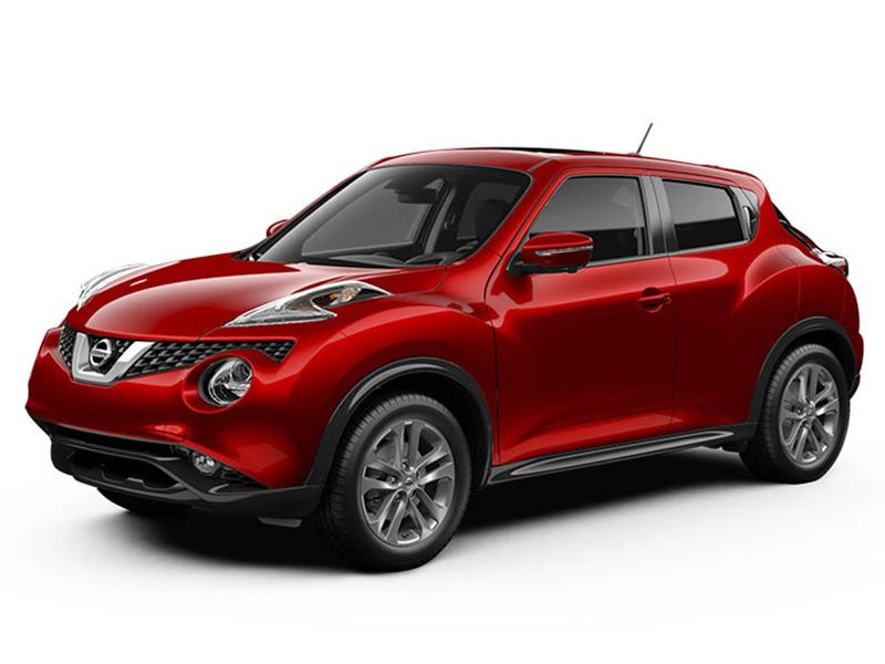 <b>Nissan Juke Automatic</b> <br>1.6 Petrol AT