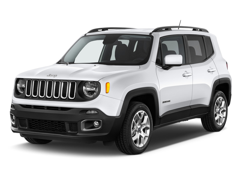 <b>Jeep Renegade</b> <br>1.6 Diesel AT