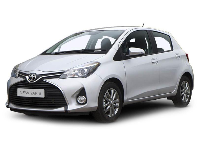 <b>Toyota Yaris</b> <br>1.4 Petrol MT