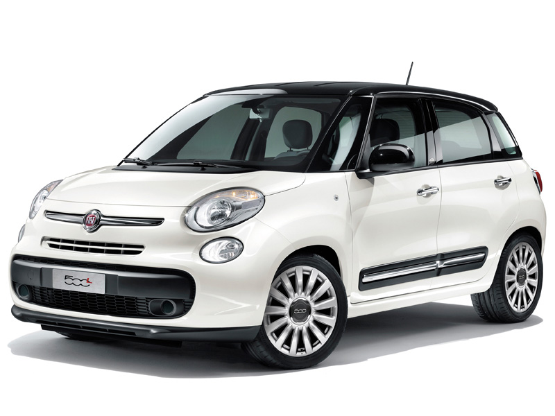 <b>Fiat 500L Automatic</b> <br>1.4 Diesel AT