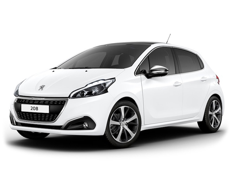 <b>Peugeot 208 Automatic</b> 2018 <br>1.2 Petrol AT