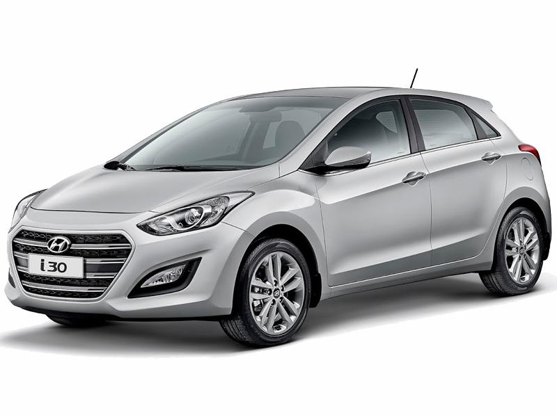 <b>Hyundai i30</b> <br>1.6 Diesel AT