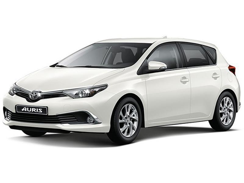 <b>Toyota Auris</b> <br>1.4 Petrol MT