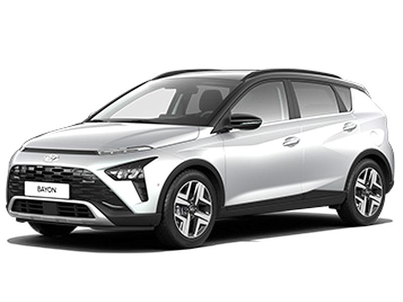<b>Hyundai Bayon</b> <br>1.2 Petrol MT